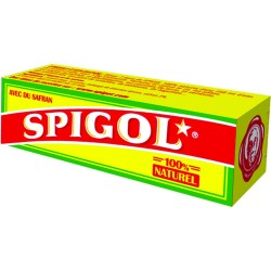 Spigol 100% naturel étuis de 10 sachets 0,4 gr