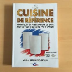 Cuisine de référence