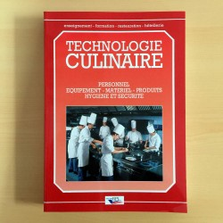 Technologie culinaire R0175