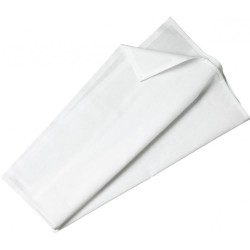 Waiter's white cloth, 100% cotton 75 x 55 cm