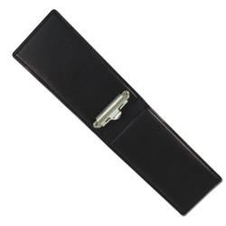 Porte-carnets simili-cuir