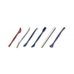 Pochette d'ébauchoirs plastique (6 pièces)