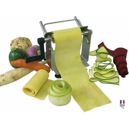 Coupe légumes en lannières
