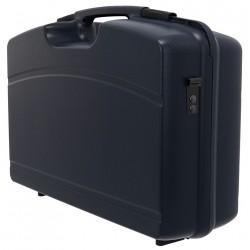 Mallette plastique Maxi-large vide + 2 plateaux + 1 ressort
