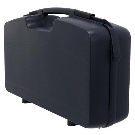 Mallette plastique Mini-large 2 plateaux amovibles