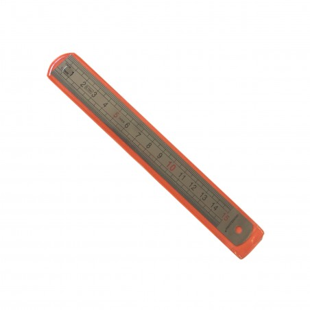 Réglet Inox 15 cm