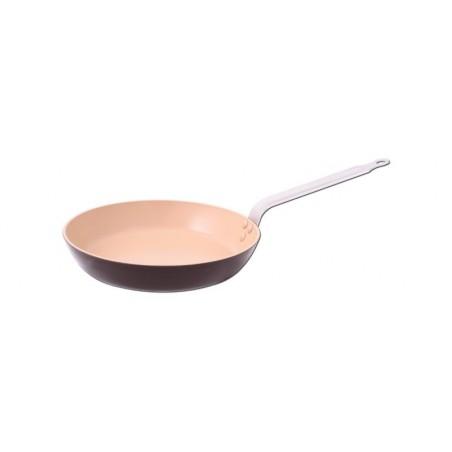 Poêle ronde anti-adhésive céramique Ø 20 cm
