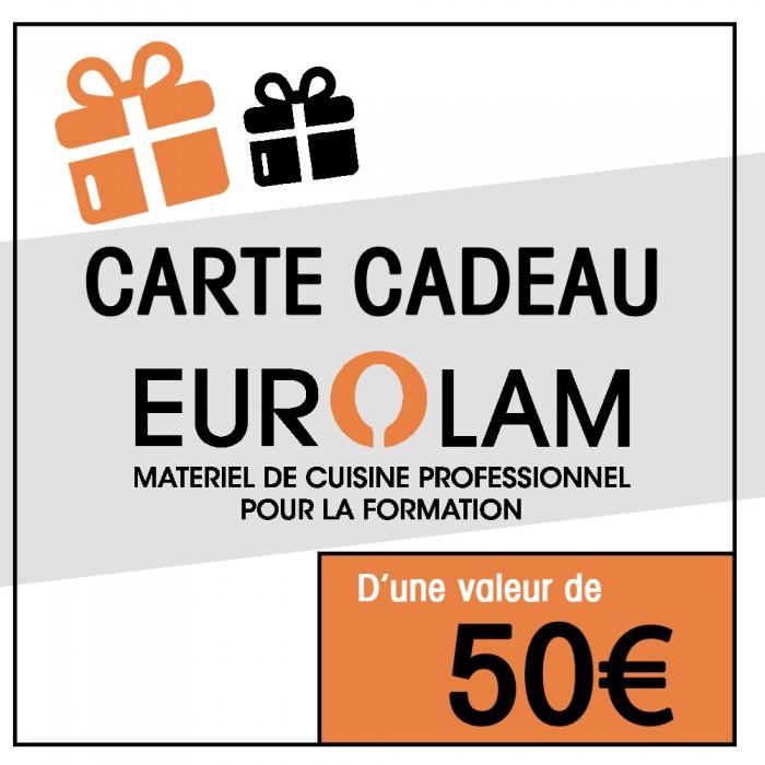 Chèque cadeau EUROLAM