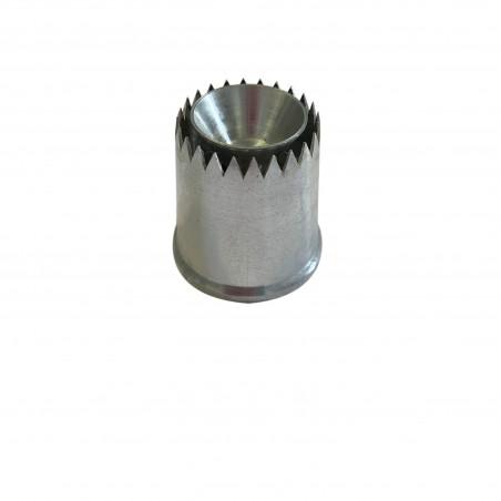 Douille aluminium sultane MALLARD FERRIERE