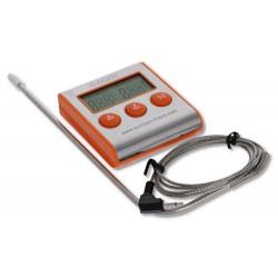 Thermomètre sonde filaire -25°/+250°