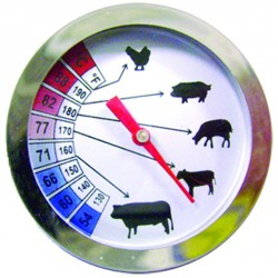 Thermomètre à cadran sonde...